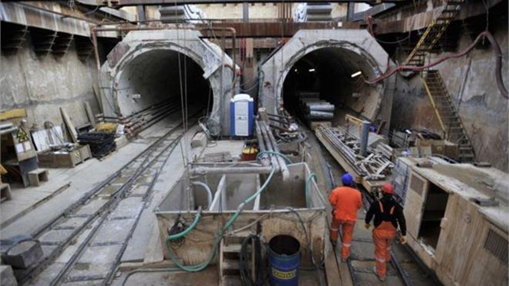 Στην ΤΕΡΝΑ οι πρόδρομες εργασίες της γραμμής 4 του Μετρό