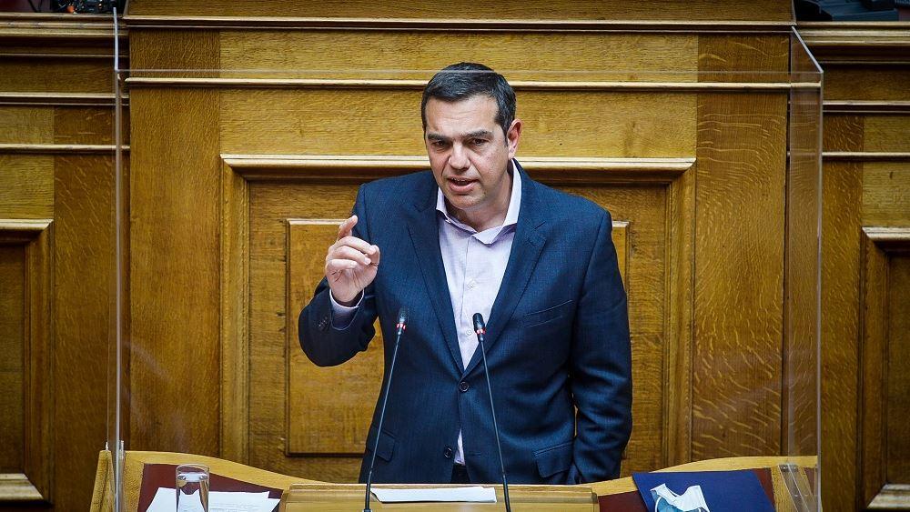 Τσίπρας: Απούσα η κυβέρνηση από τη Βουλή, απούσα και από το δράμα που ζει ο ελληνικός λαός