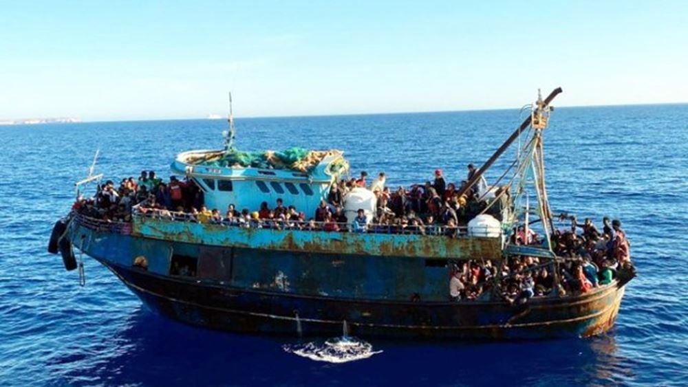 Τουλάχιστον 17 μετανάστες πνίγηκαν σε ναυάγιο στα ανοιχτά της Τυνησίας