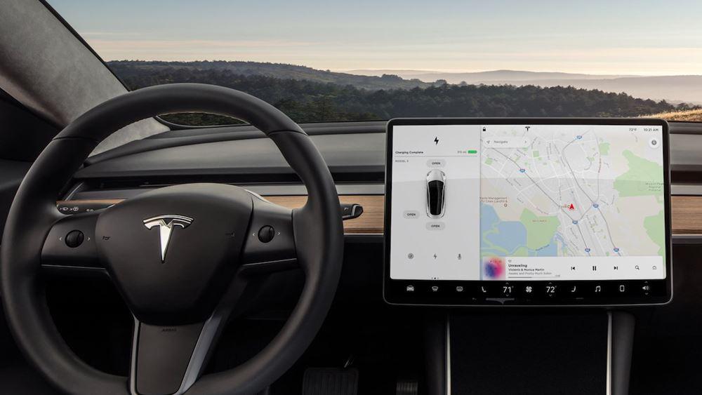 Ηθοποιός του Χόλιγουντ μηνύει την Tesla για ελαττωματικό Model 3