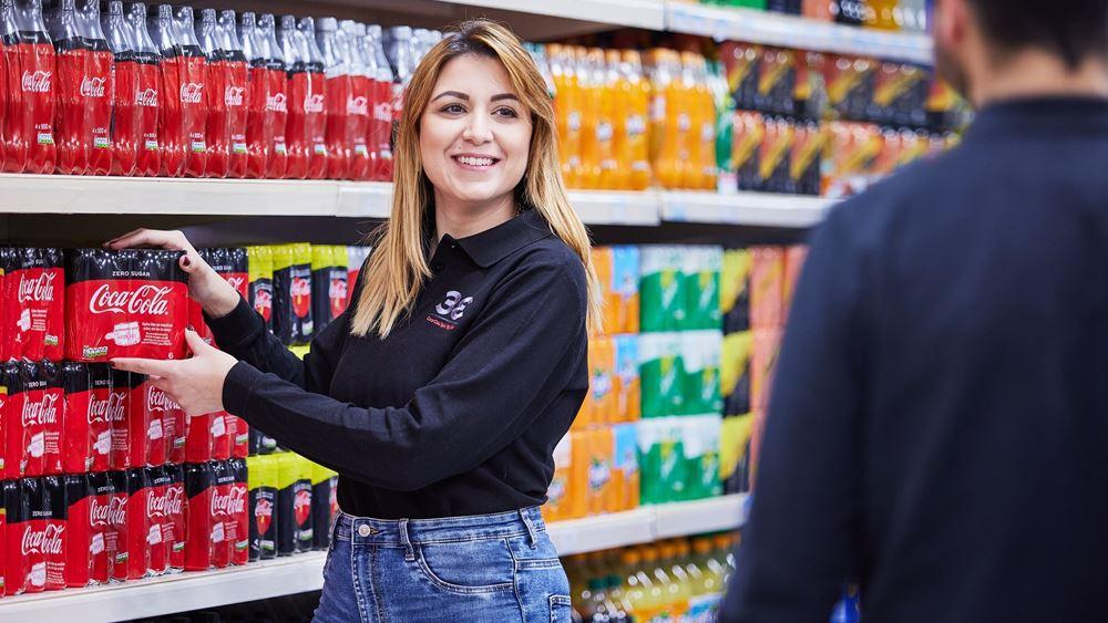 Coca-Cola HBC: Ισχυρά αποτελέσματα στο εξάμηνο - Αύξηση καθαρών κερδών και εσόδων