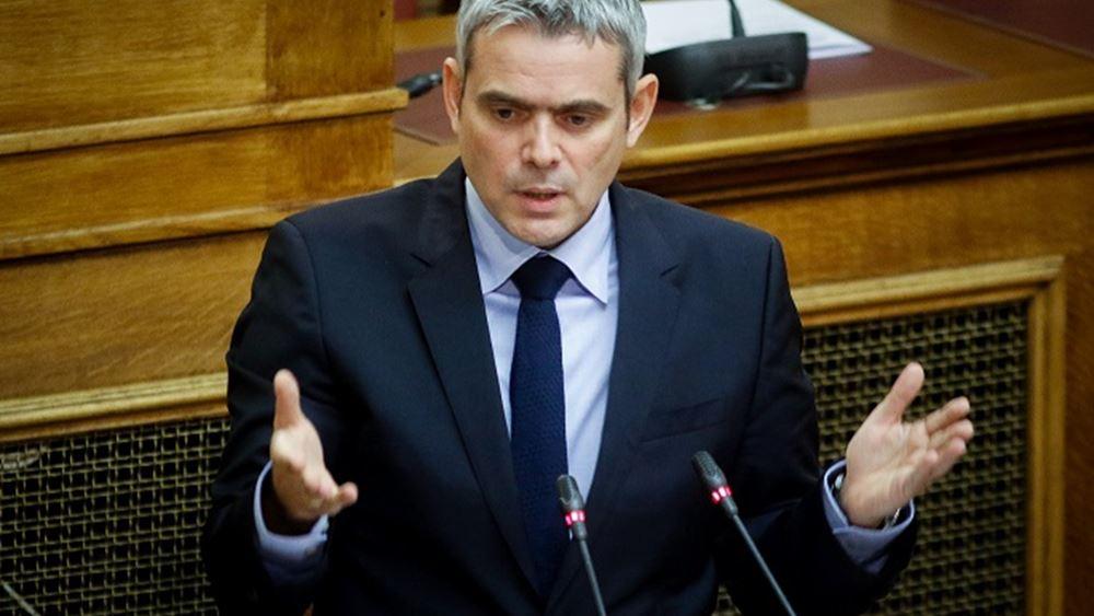 Κ. Καραγκούνης: Αν η προανακριτική επιτροπή δεν εξαιρούσε τους δύο βουλευτές θα απειλείτο με ακυρότητα