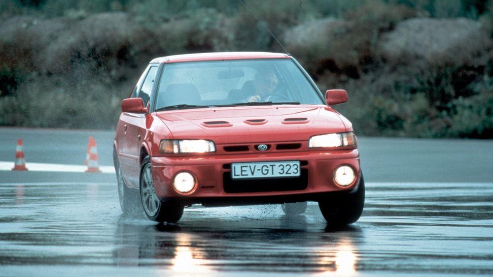 Mazda: 80 χρόνια παραγωγής compact μοντέλων