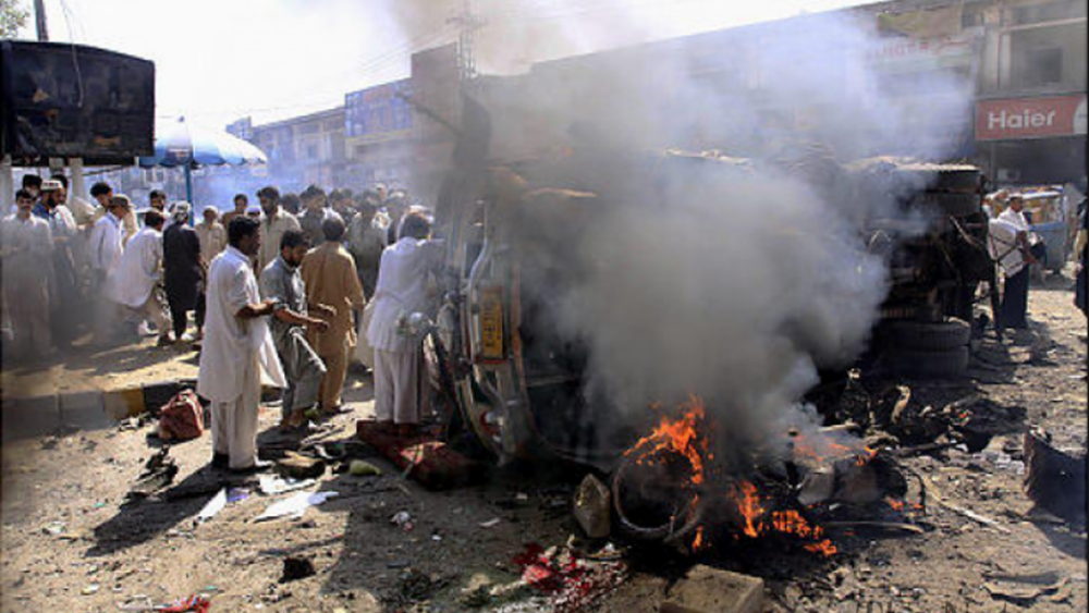 Αφγανιστάν: Τουλάχιστον 30 νεκροί σε επίθεση με αυτοκίνητο παγιδευμένο με εκρηκτικά εναντίον στρατοπέδου στο Γκάζνι