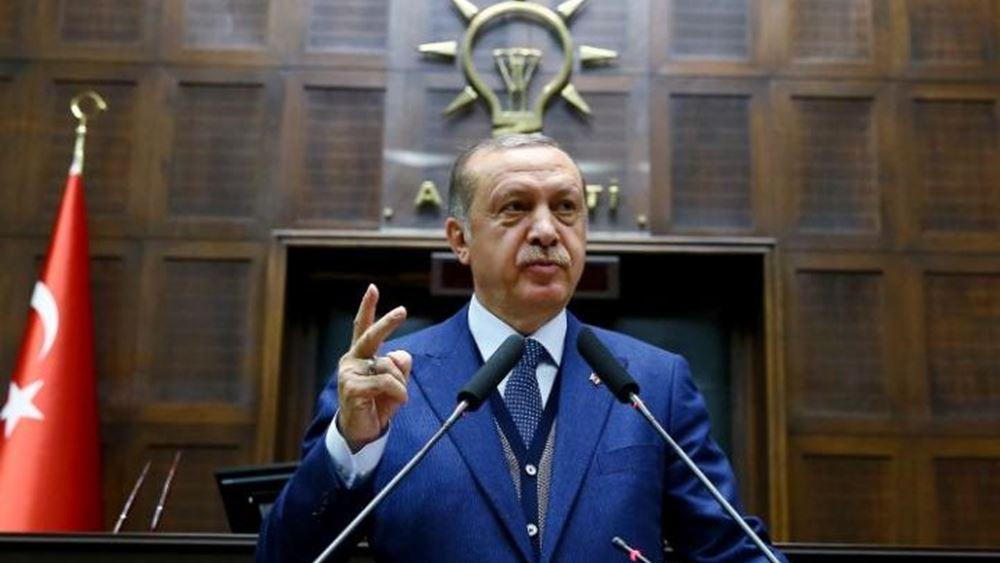 """Erdogan: Κράτος """"τρομοκράτης"""" που σκοτώνει παιδιά το Ισραήλ"""