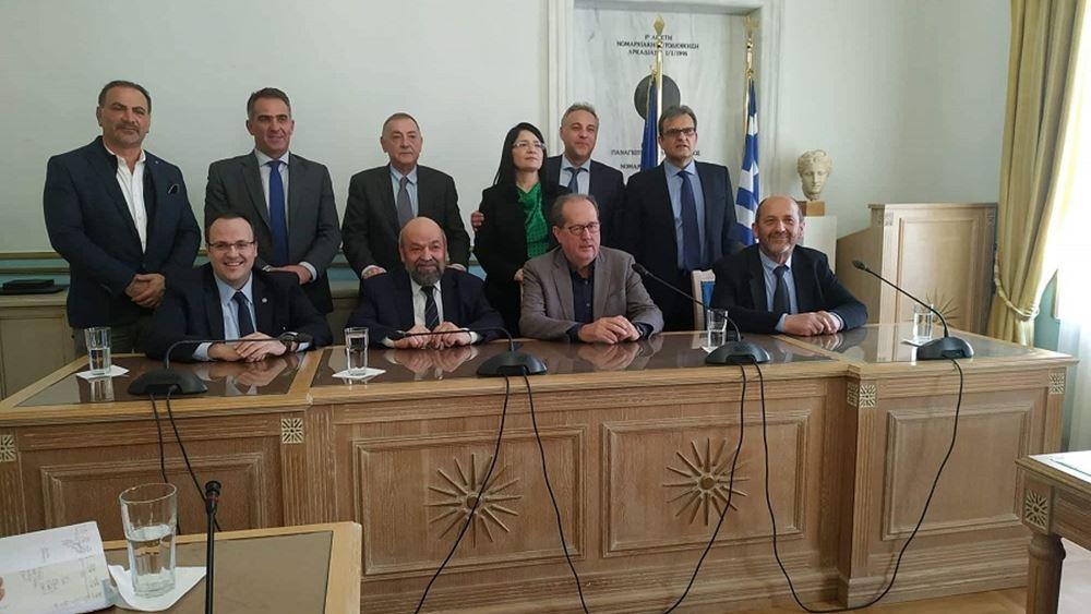 Υπογραφή  συμφωνίας Περιφέρειας Πελοποννήσου και ΕΦΕΠΑΕ για διαχείριση πόρων 33,17 εκατ. ευρώ