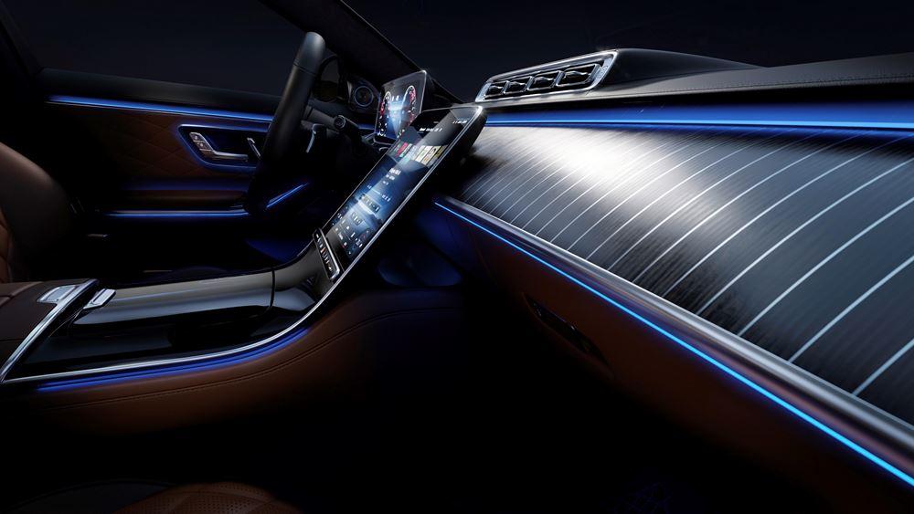 Νέα Mercedes-Benz S-Class: Άνετα ταξίδια, παραμένοντας σε άριστη φυσική κατάσταση