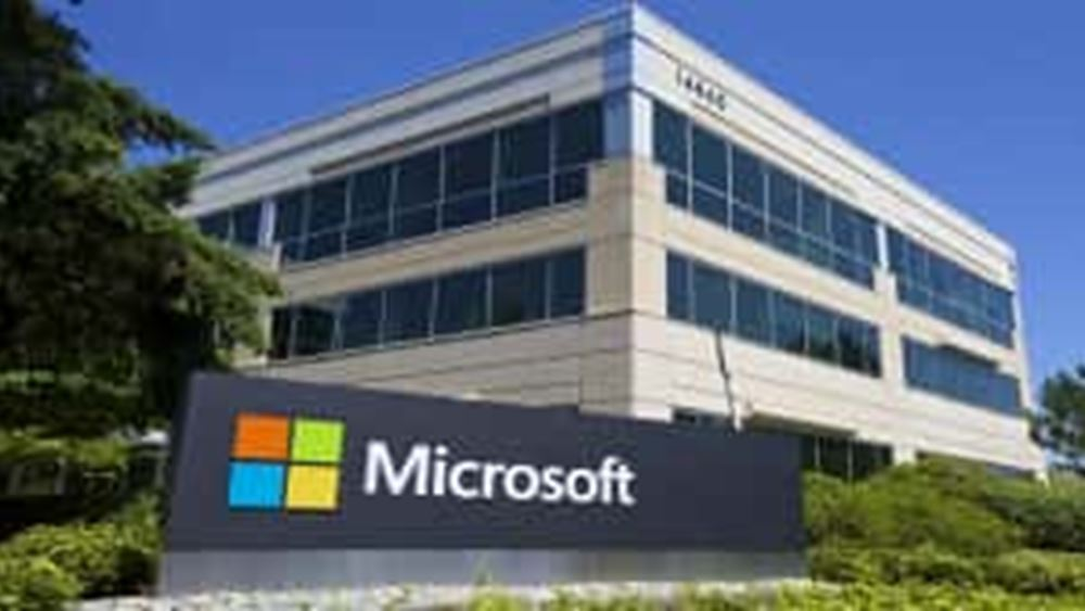 Microsoft: Ξεπέρασαν τις εκτιμήσεις τα έσοδα τριμήνου