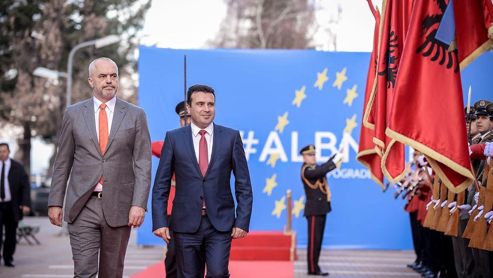 Ζάεφ-Ράμα κρούουν κώδωνα κινδύνου: Πιθανή αναζωπύρωση εθνικισμού στα Βαλκάνια