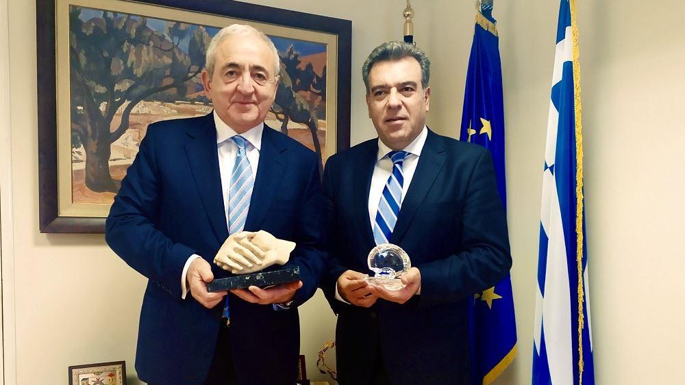 Μ. Κόνσολας: Συνεργασία των χωρών της μαύρης Θάλασσας για τον τουρισμό με επίκεντρο την Ελλάδα