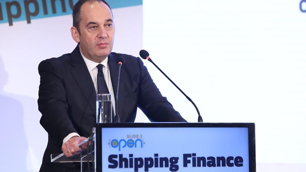 Γ. Πλακιωτάκης: Θα συνεχιστεί η προσπάθεια για περαιτέρω εξοπλισμό του Λιμενικού Σώματος