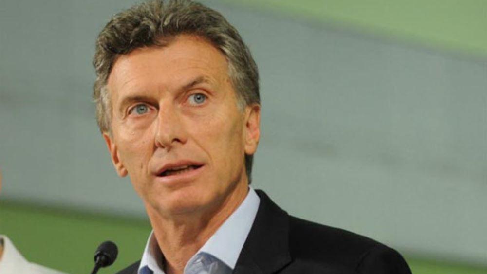 Αργεντινή: Καταρρέει 30% το πέσο μετά την κακή εκλογική επίδοση του Macri