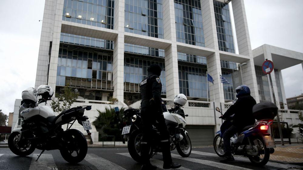 Προειδοποιητικό τηλεφώνημα για βόμβα στο Εφετείο της Αθήνας