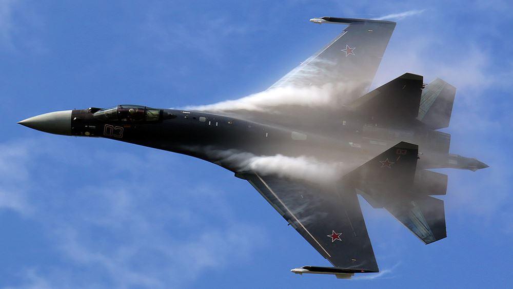 Έτοιμοι να δώσουν μαχητικά Su-35 στην Τουρκία οι Ρώσοι