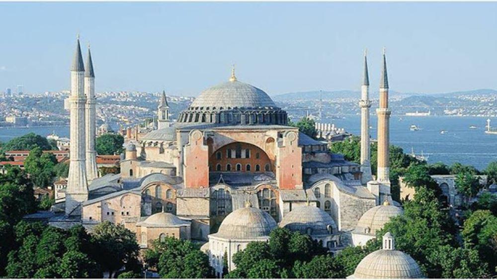 Κύπρος: Πένθιμα θα χτυπήσουν οι καμπάνες των ναών λόγω της μετατροπής της Αγίας Σοφίας σε τζαμί