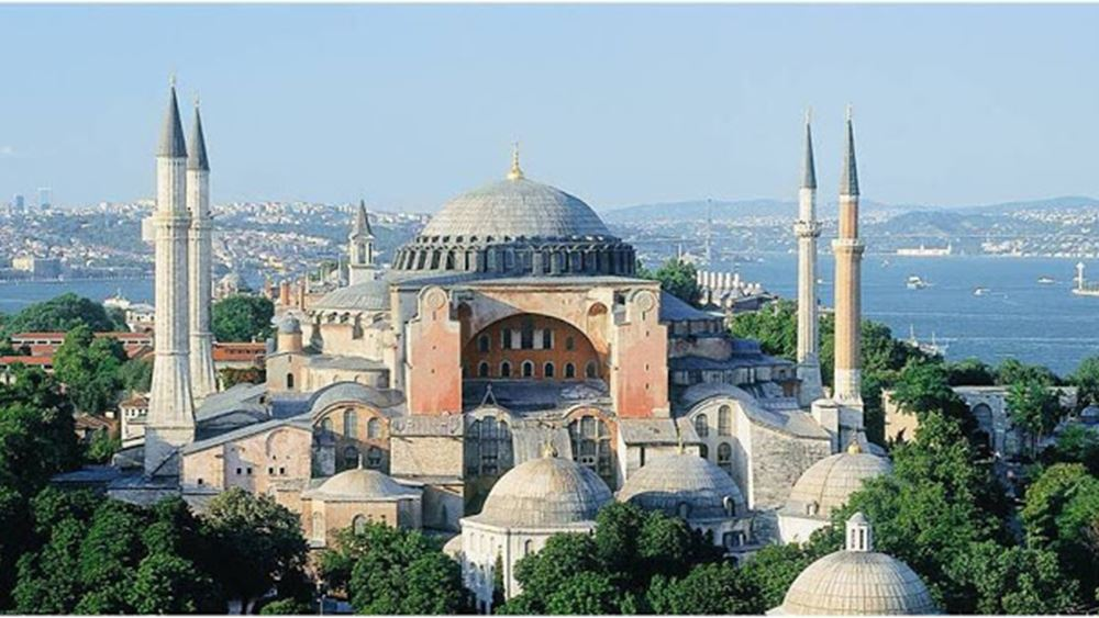 Mητροπολίτης Βελγίου: Ο χριστιανικός κόσμος έχει σκανδαλιστεί από τη μετατροπή της Αγίας Σοφίας σε τζαμί