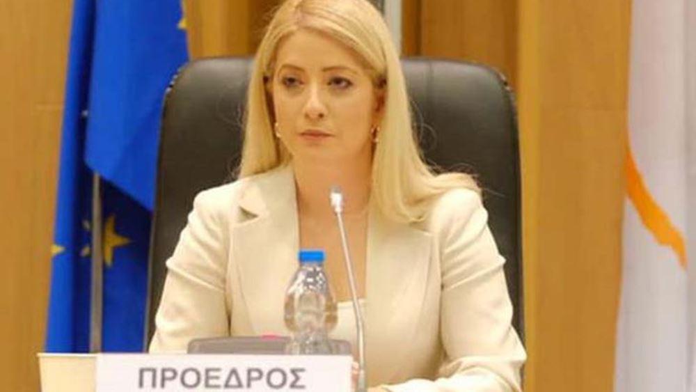 Κύπρος: Με τη νέα πρόεδρο της Βουλής των Αντιπροσώπων συναντήθηκε ο Ν. Αναστασιάδης