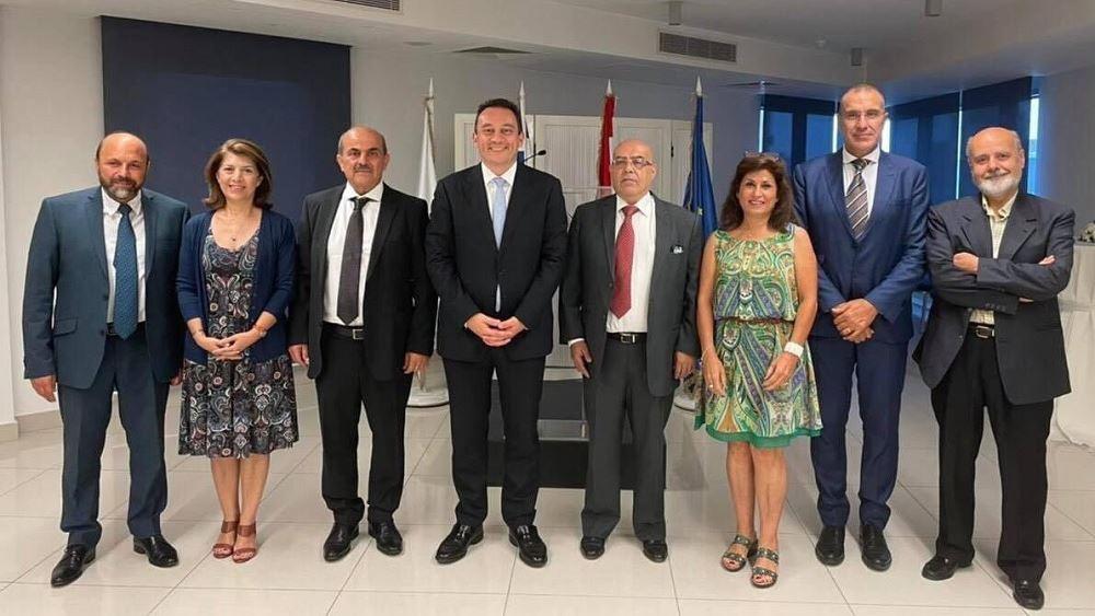 Δεύτερη ημέρα της επίσκεψης του ΥφΥΠΕΞ Κ. Βλάση στον Λίβανο