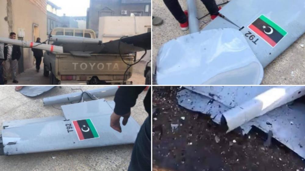 Οι δυνάμεις του Χαφτάρ κατέρριψαν τουρκικό drone