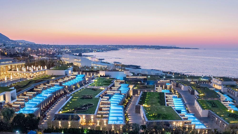 Το Nana Princess ανάμεσα στα καλύτερα Luxury Resorts της Ελλάδας στα Travellers' Choice Awards