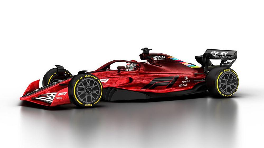 Μεγάλες αλλαγές στην F1 από το 2021 (vid.)