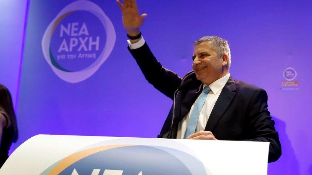 Γ. Πατούλης: Η ανάπτυξη του Τομέα Δυτικής Αθήνας είναι στις βασικές προτεραιότητες μας