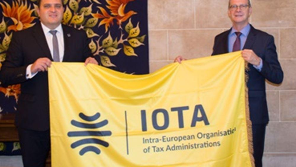 Ολοκληρώθηκε η θητεία του Διοικητή της ΑΑΔΕ Γιώργου Πιτσιλή στη θέση του Προέδρου του ΙΟΤΑ