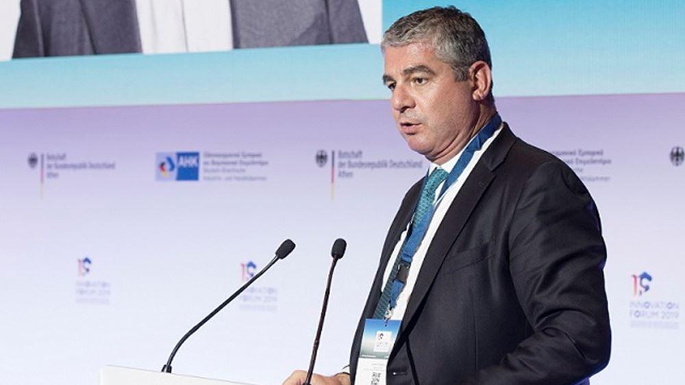 """Τσακίρης: Ειδικό ταμείο για τη """"σπορά"""" της καινοτομίας"""
