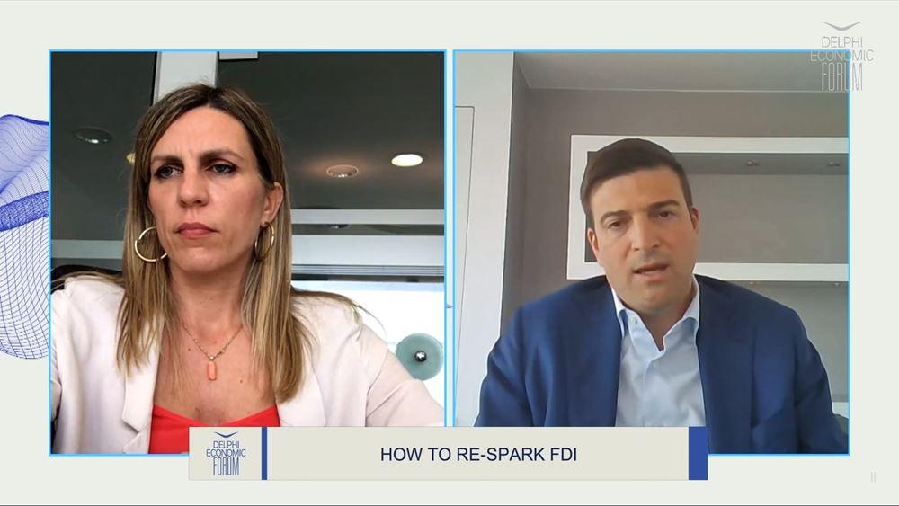 Άλεξ Φωτακίδης (CVC Capital): Νέες επενδύσεις στην Ελλάδα και αισιοδοξία για τα προσεχή χρόνια