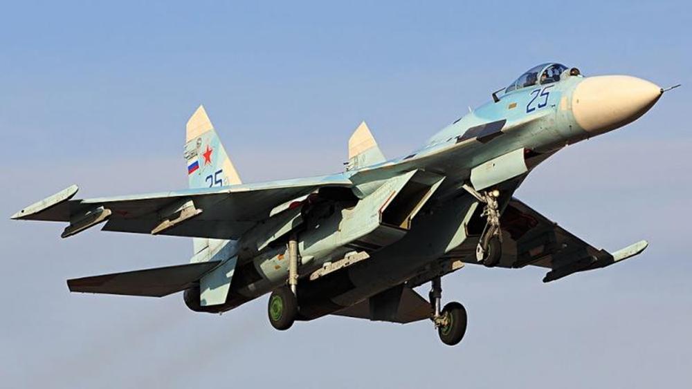 Ρωσία: Ρωσικά μαχητικά απώθησαν πολεμικό αεροσκάφος του ΝΑΤΟ