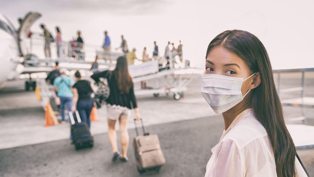 Προβληματισμός στην τουριστική βιομηχανία λόγω κοροναϊού
