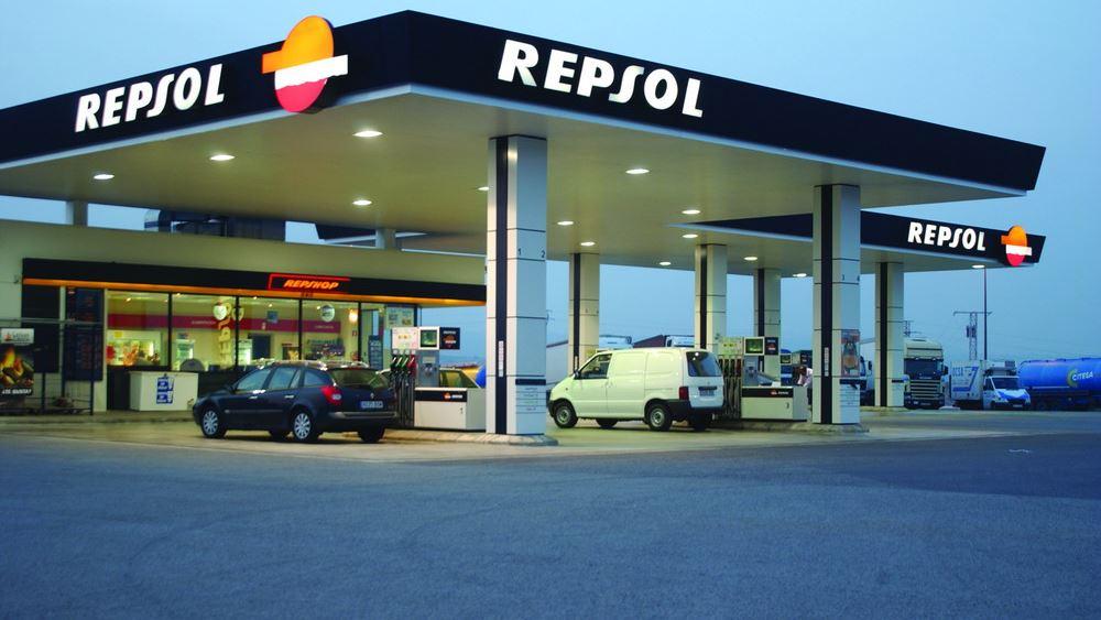Ζημιές στο β΄ τρίμηνο για τη Repsol
