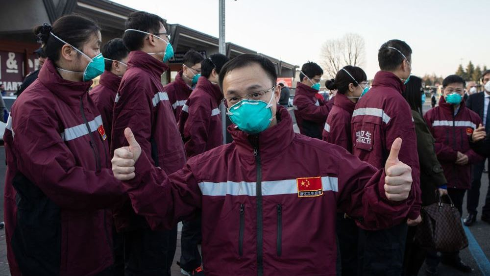 """Η έκφραση """"κινεζικός ιός"""" χρησιμεύει μόνο στην ενίσχυση του εθνικισμού στην Κίνα"""