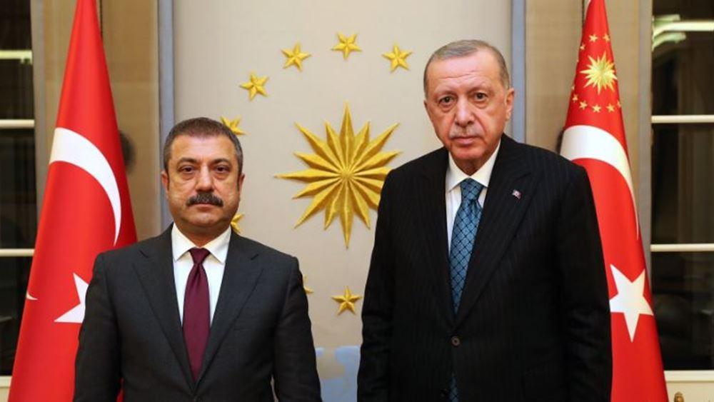 Ο Ερντογάν απέλυσε όσους δεν υπερψήφισαν τη μείωση επιτοκίων - Σε νέο ιστορικό χαμηλό η λίρα
