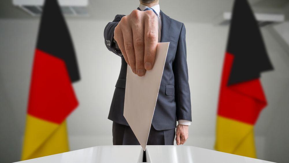 Σε πτώση ο κεντρώος χώρος στη Γερμανία μετά τις ευρωεκλογές