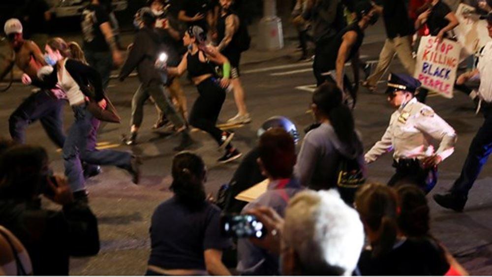 ΗΠΑ: Νεκρός 19χρονος διαδηλωτής στο Ντιτρόιτ από πυρά
