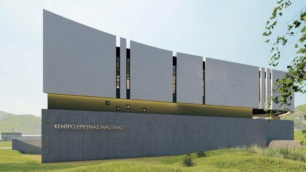 Η Daikin υλοποίησε το έργο κλιματισμού-αερισμού του Nέου Βιομηχανικού Κέντρου Έρευνας Εφαρμογών Μαστίχας στην Χίο