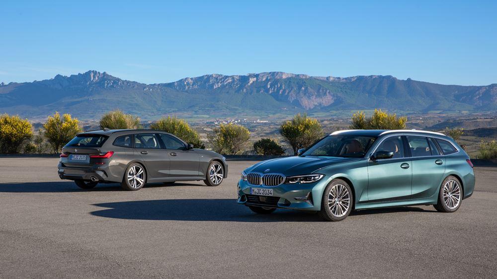 Αποκάλυψη για τη νέα BMW Σειρά 3 Touring