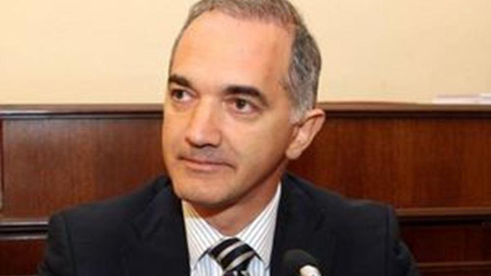 Άρση ασυλίας του Μ. Σαλμά ζητά η εισαγγελία κατά της Διαφθοράς