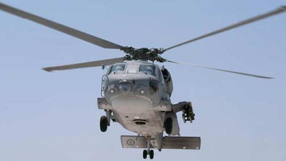 Γερμανία: Συντριβή στρατιωτικού ελικοπτέρου στην Κάτω Σαξονία