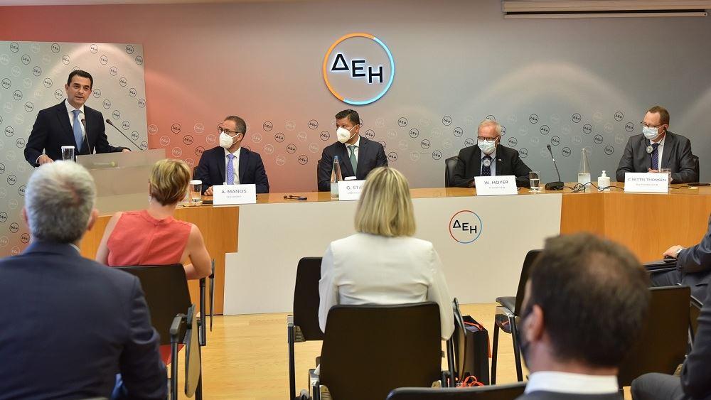 ΔΕΗ: Νέα χρηματοδότηση 330 εκατ. ευρώ από ΕΤΕπ - Τι επενδύσεις αφορά