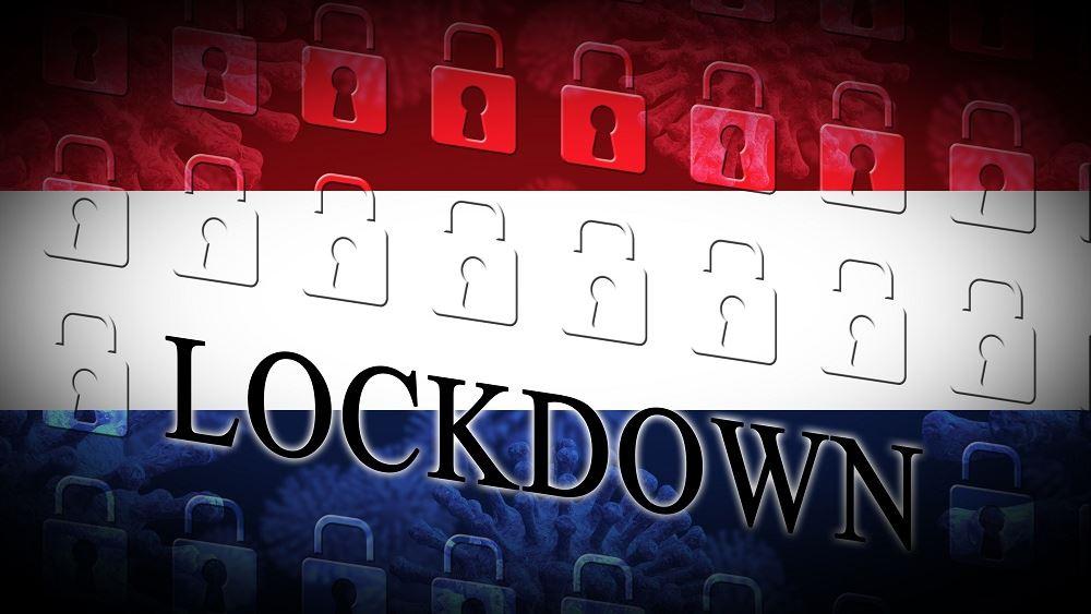 """Ολλανδία: """"Μερικό lockdown"""" ανακοίνωσε ο Ρούτε"""