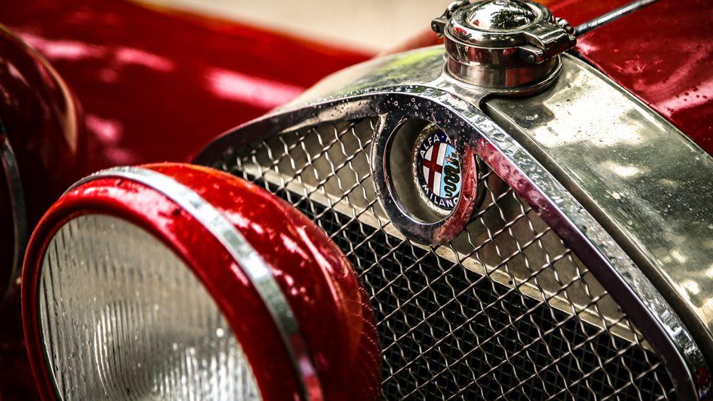 H Alfa Romeo στο 39ο Mille Miglia