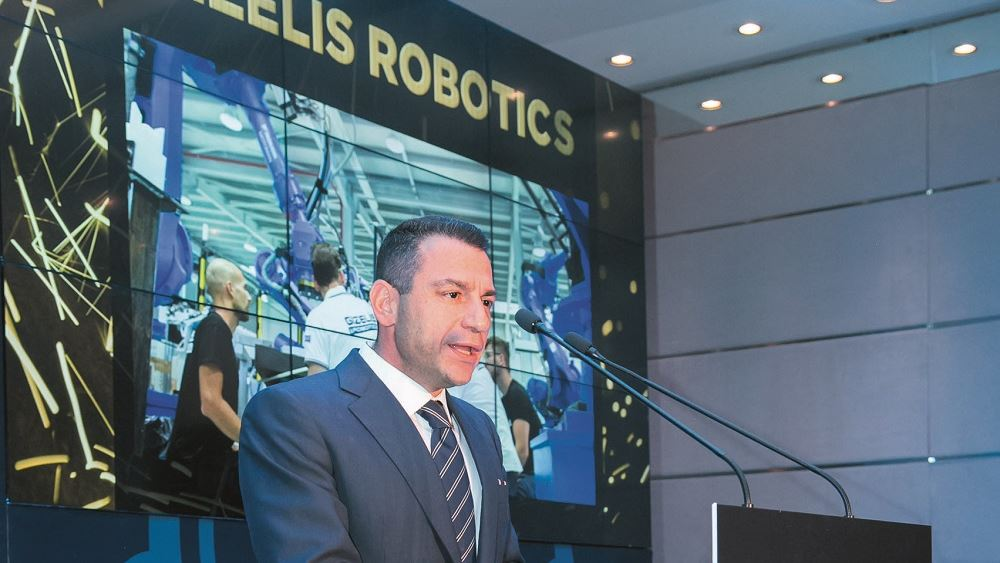 Gizelis: Η ρομποτική στην Ελλάδα έγινε πραγματικότητα