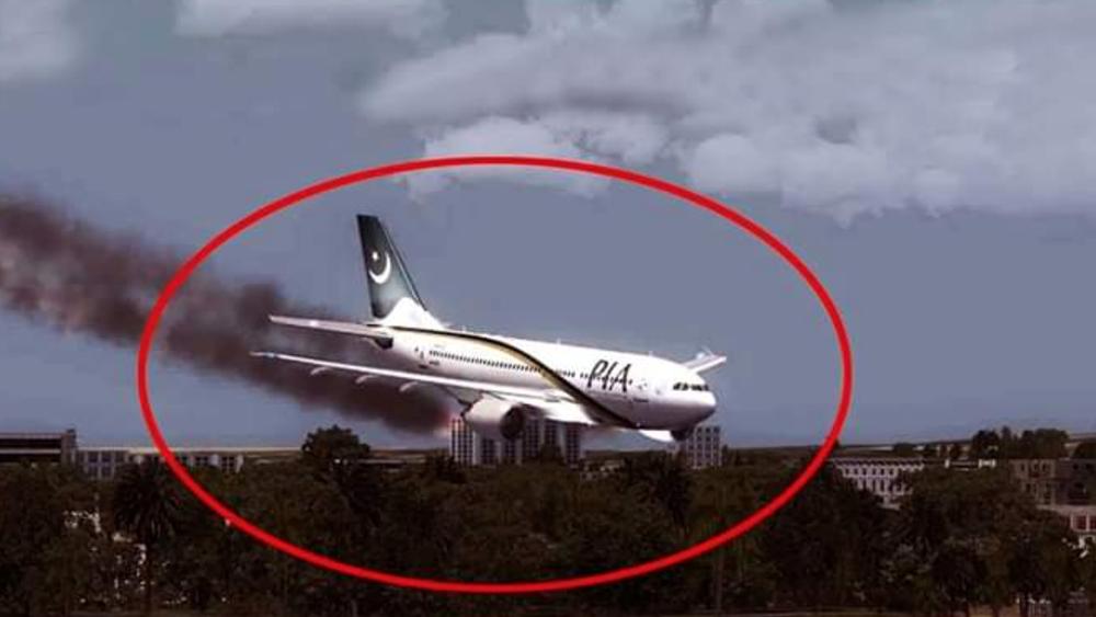 Συντριβή αεροσκάφους στο Πακιστάν: Τουλάχιστον δύο επιζώντες μεταξύ των 99 επιβαινόντων