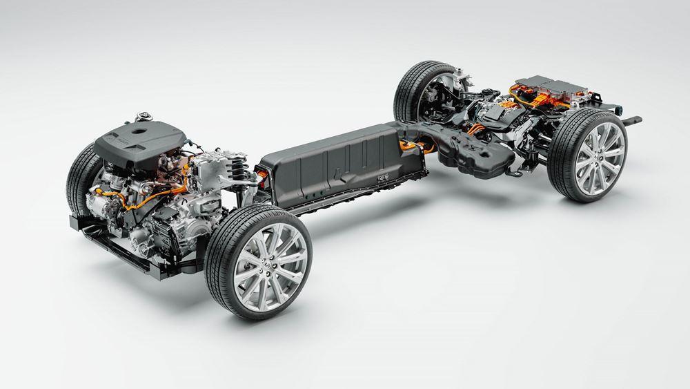Το νέο plug-in υβριδικό σύστημα κίνησης Recharge της Volvo