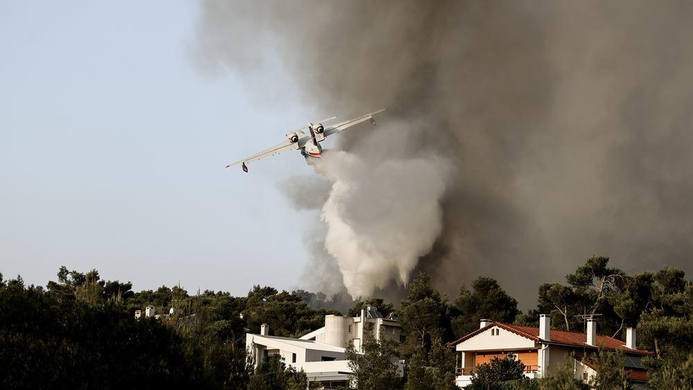 ΠΝΠ: Εφάπαξ 6.000 ευρώ σε όσους τραυματίστηκαν στις φωτιές - Τι προβλέπεται για τις θέσεις εργασίας