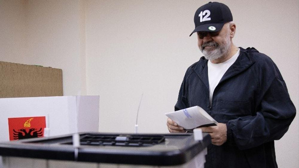 Αλβανία: Το Σοσιαλιστικό Κόμμα του Ε. Ράμα δείχνουν νικητή των εκλογών τα exit polls