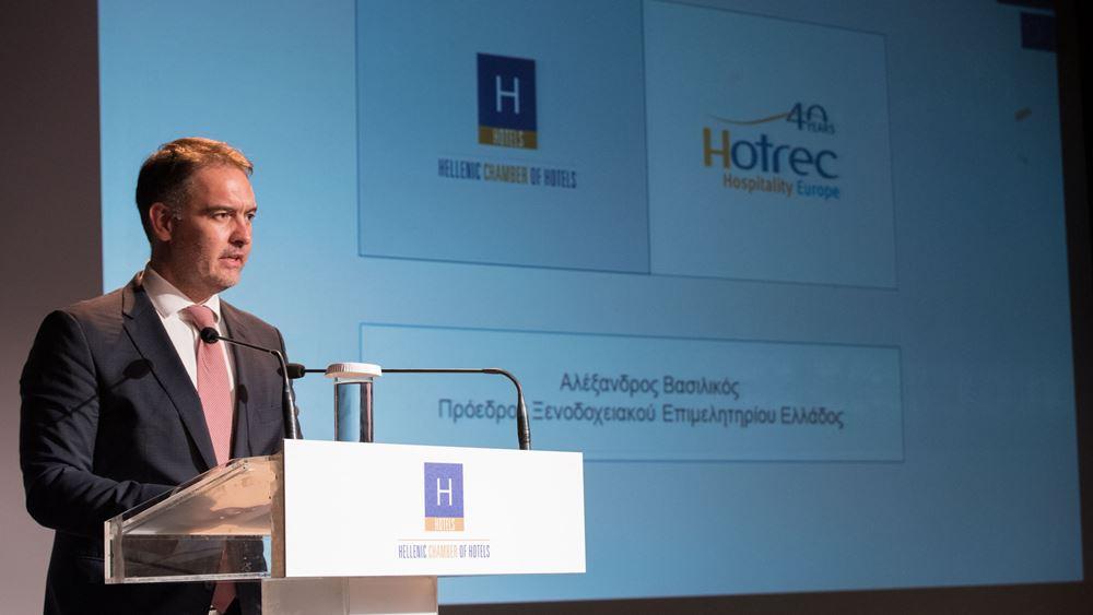Α. Βασιλικός (ΞΕΕ): Κανένα ξενοδοχείο δεν θα μείνει ανεπηρέαστο από την πτώση της Thomas Cook
