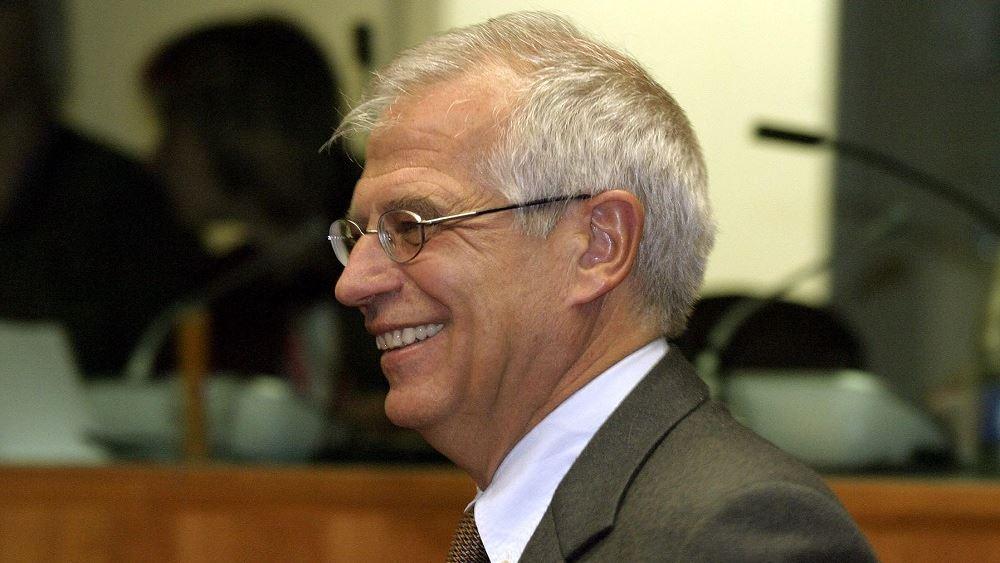 Ζοζέπ Μπορέλ (ΕΕ): Η απόφαση για το Χονγκ Κονγκ πλήττει την εμπιστοσύνη με την Κίνα